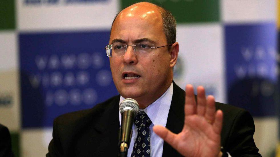 Destituyeron al gobernador de Río de Janeiro por corrupción durante la gestión de la pandemia
