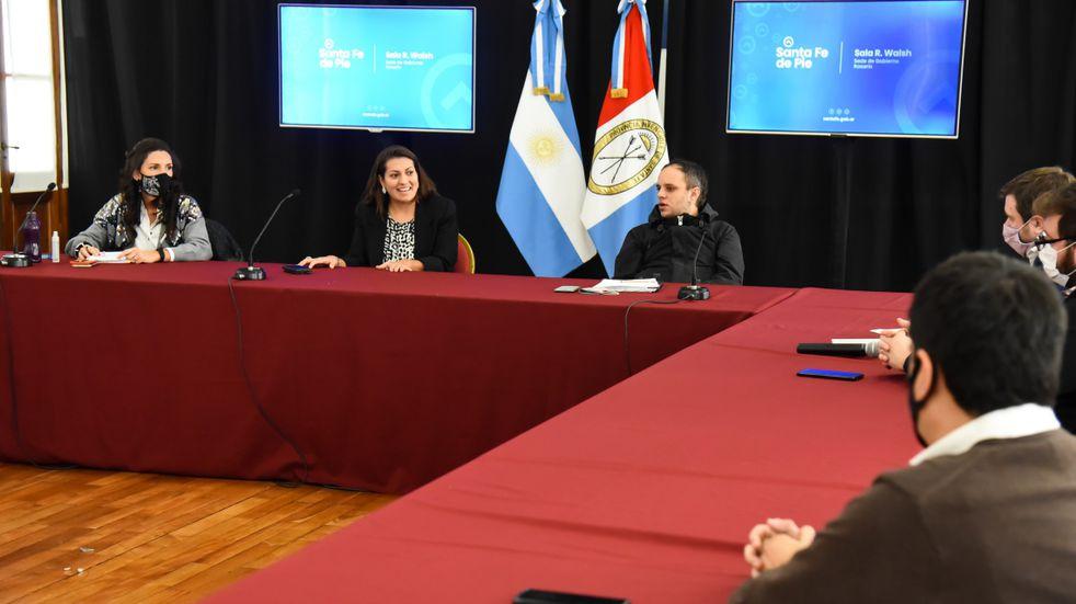 Santa Fe avanza con el protocolo para solucionar los conflictos de usurpación de viviendas