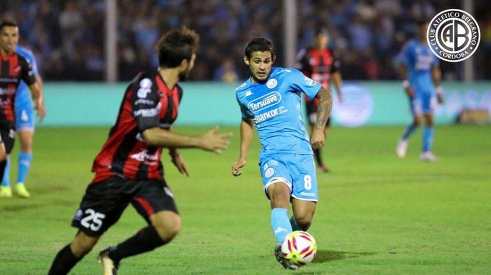 """Marcelo Meli metió y anotó: """"Hacía rato que merecíamos la victoria"""""""