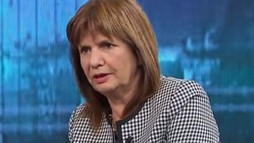 """Patricia Bullrich: """"Macri respalda el nuevo protocolo"""""""