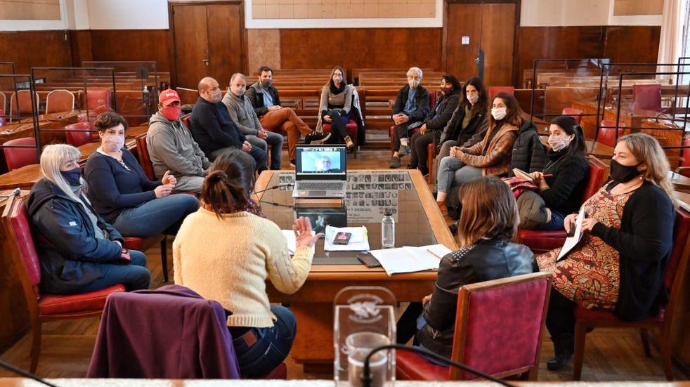 Se realizó el 1º encuentro participativo por legislaciones municipales con enfoque agroecológico