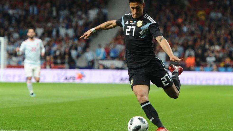 """El papá de Maxi Meza, tras la convocatoria al Mundial: """"Estallamos en llanto de felicidad"""""""