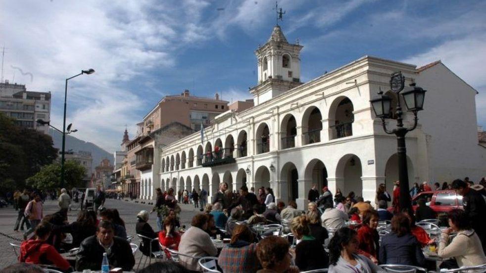 Frío en Salta: el miércoles amaneció con una temperatura bajo 0