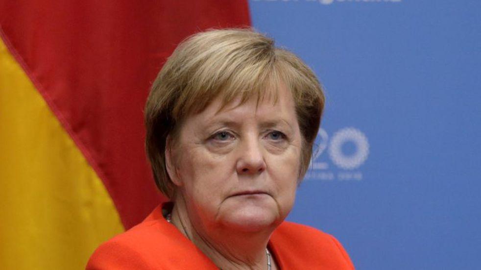 Una parrilla de Palermo, revolucionada por Ángela Merkel