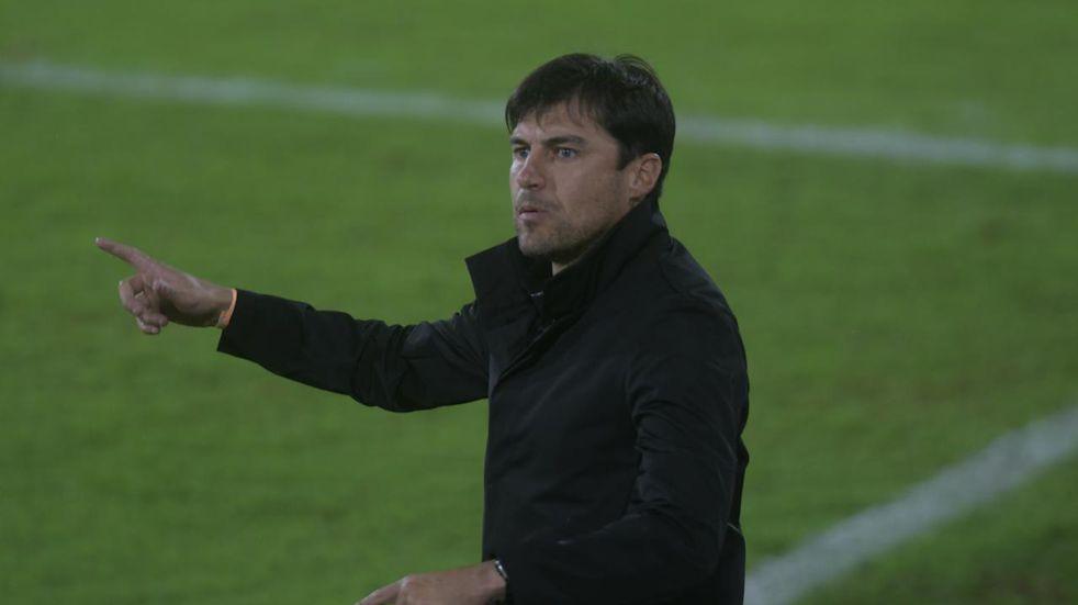 """El Cacique Medina: """"Siempre buscamos el resultado, aún sin hacer lo mejor de nuestro juego"""""""
