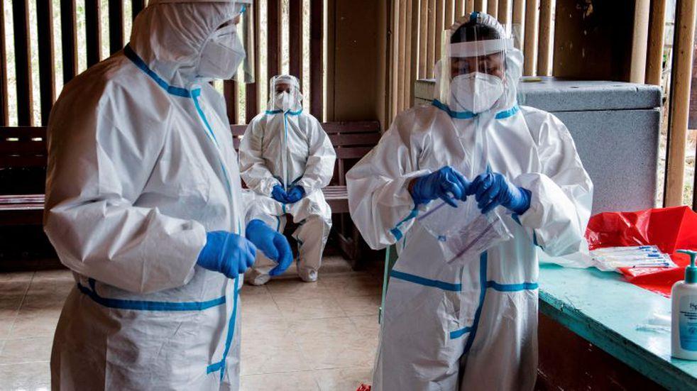 Pilar y Río Segundo reportaron los primeros casos de coronavirus