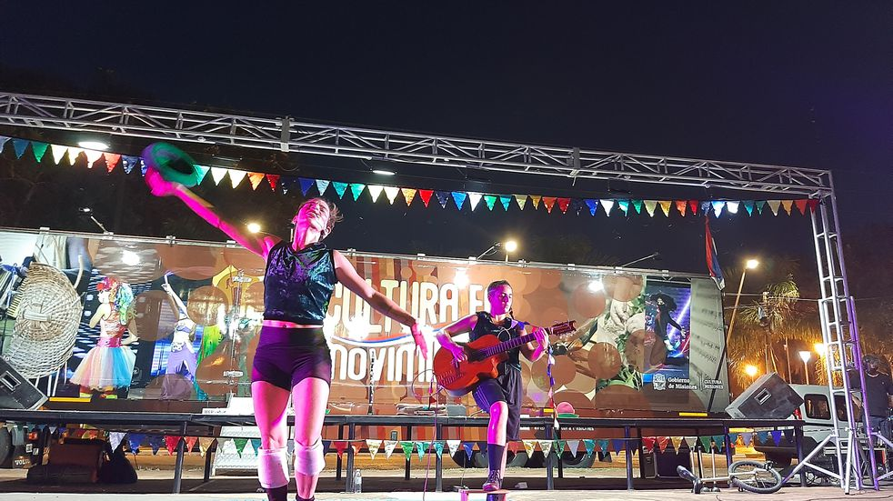Cultura en Movimiento llega a Capioví