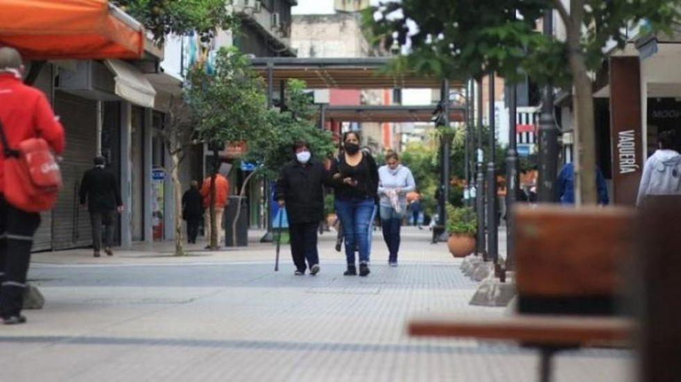 En lo que va del lunes Tucumán sumó 209 casos de coronavirus y cinco muertes