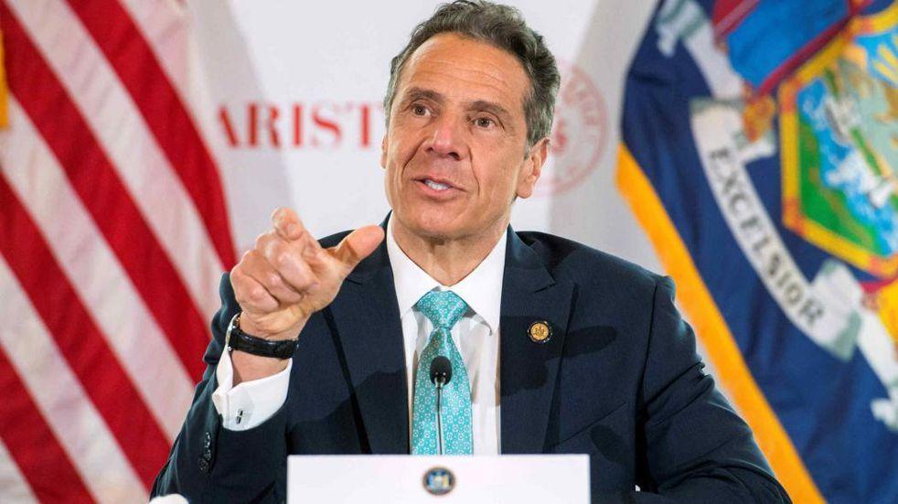 Andrew Cuomo, gobernador de Nueva York. (AP)