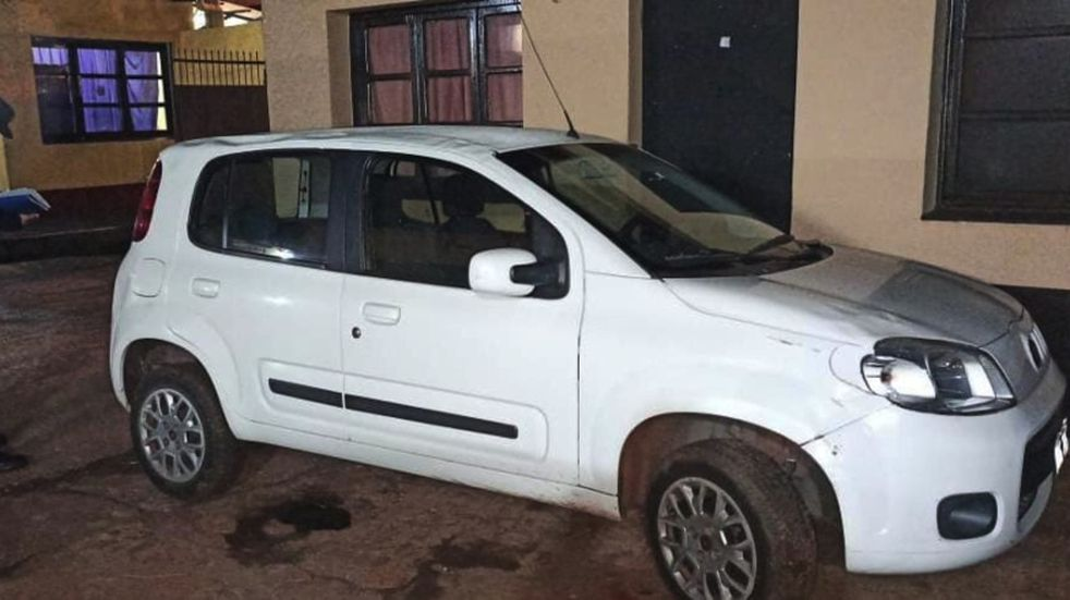 Oberá: auto con pedido de secuestro fue hallado en la ciudad
