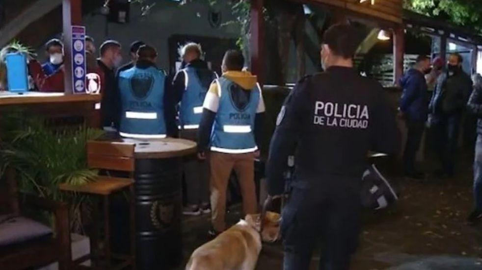 Policías puntanos desactivaron varias fiestas clandestinas este fin de semana