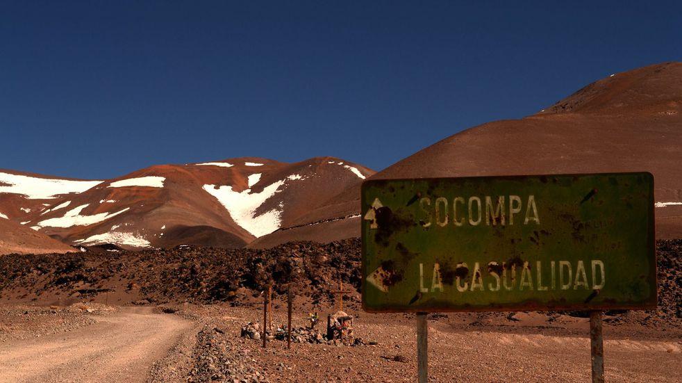 Conocé el pueblo fantasma de una mina abandonada en la Puna Salteña
