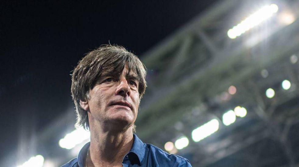 El entrenador Joachim Löw anunció que deja la selección alemana de fútbol