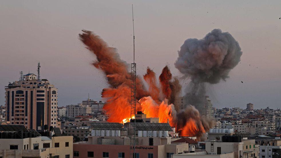 Franja de Gaza: al menos 33 muertos este domingo y continúan los ataques