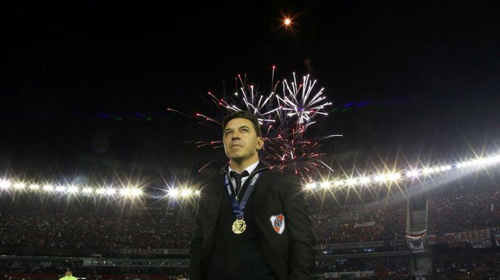 Rodolfo D'Onofrio habló sobre la posibilidad de que Marcelo Gallardo llegue a la Selección
