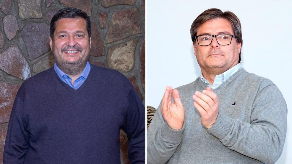 Vieyra y Ferrarello: Juntos, pero separados