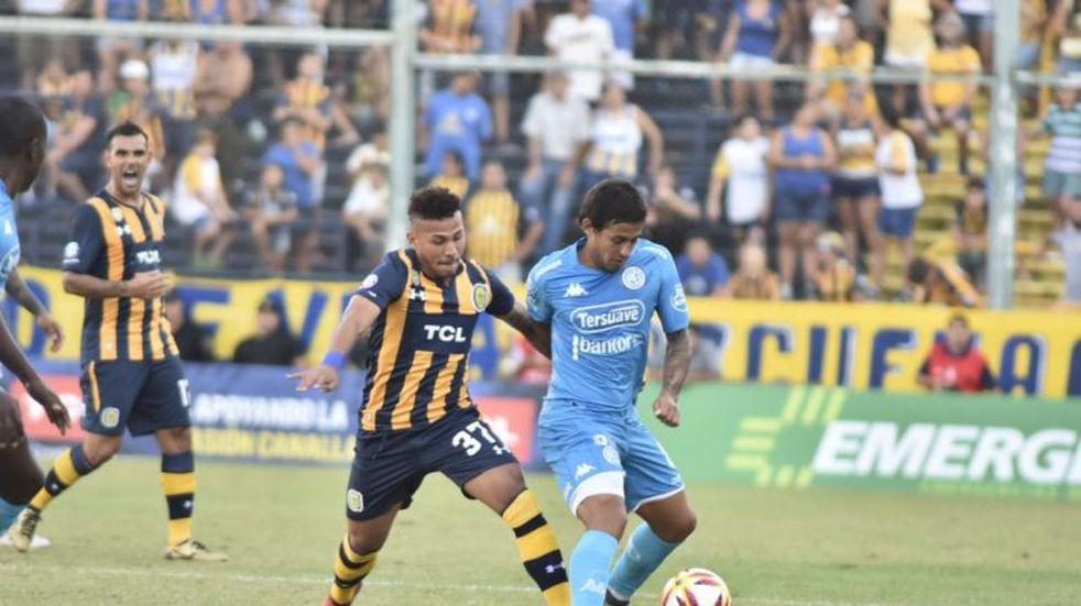 Es deportivo empate: Belgrano sigue sin ganar en 2019... y no le alcanza