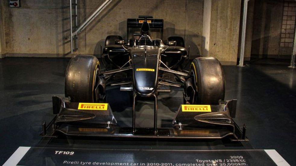 Toyota F1 TF109-01