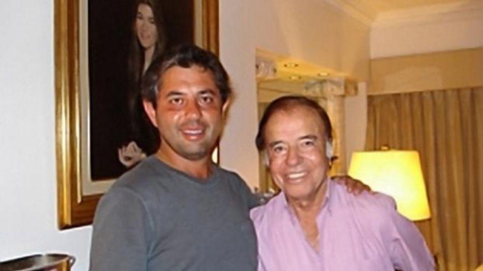"""La reacción de la familia Menem: """"Se fue el más grande, el mejor Presidente, el que siempre dio amor"""""""