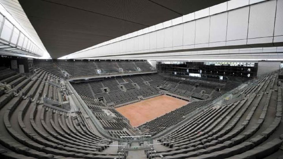 Roland Garros aumentará el aforo para su actual edición