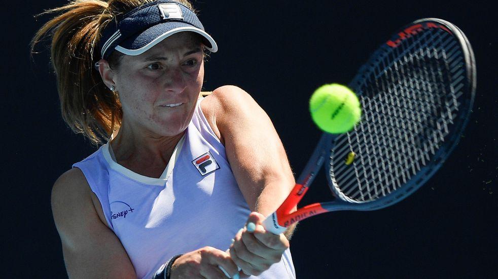 Nadia Podoroska se impuso en Guadalajara tras un duelo exigente