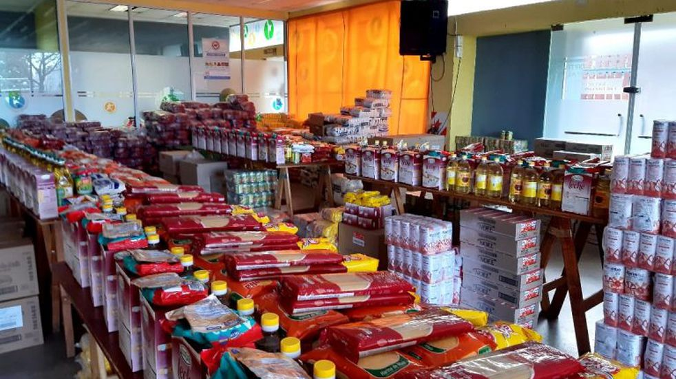Se entregaron 1089 módulos de Paicor en Arroyito