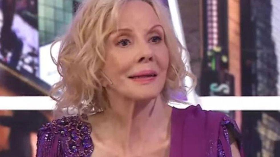 Murió Libertad Leblanc, reconocida actriz y vedette del cine argentino
