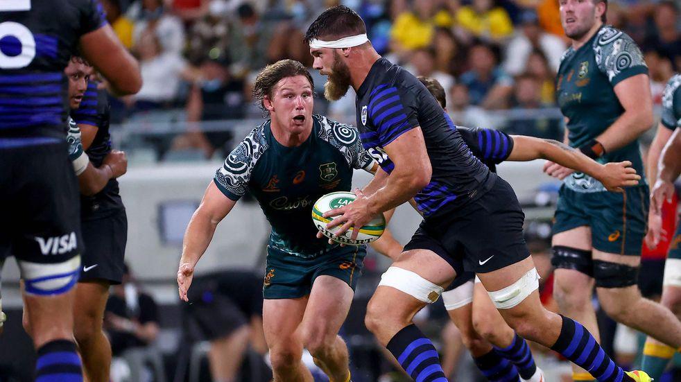 Rugby Championship: Los Pumas contra Australia