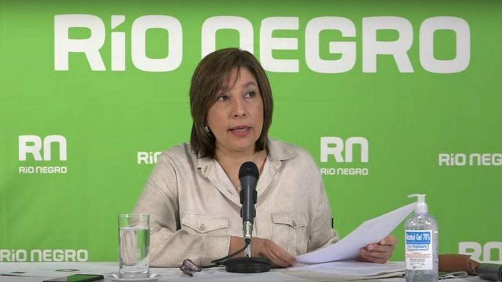 Arabela Carreras confirmó que el INAI financia la usurpación de tierras en Río Negro