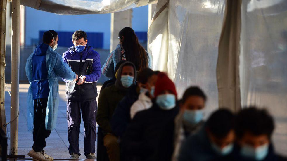 14 casos nuevos de coronavirus en Pérez