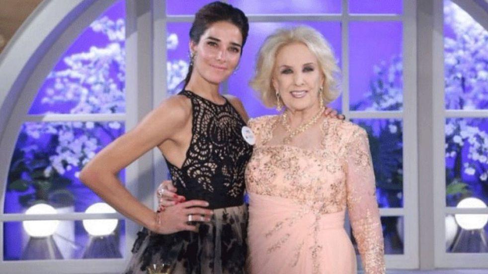 La vuelta de Juana Viale y Mirtha Legrand a la pantalla televisiva: se confirmó la fecha del regreso