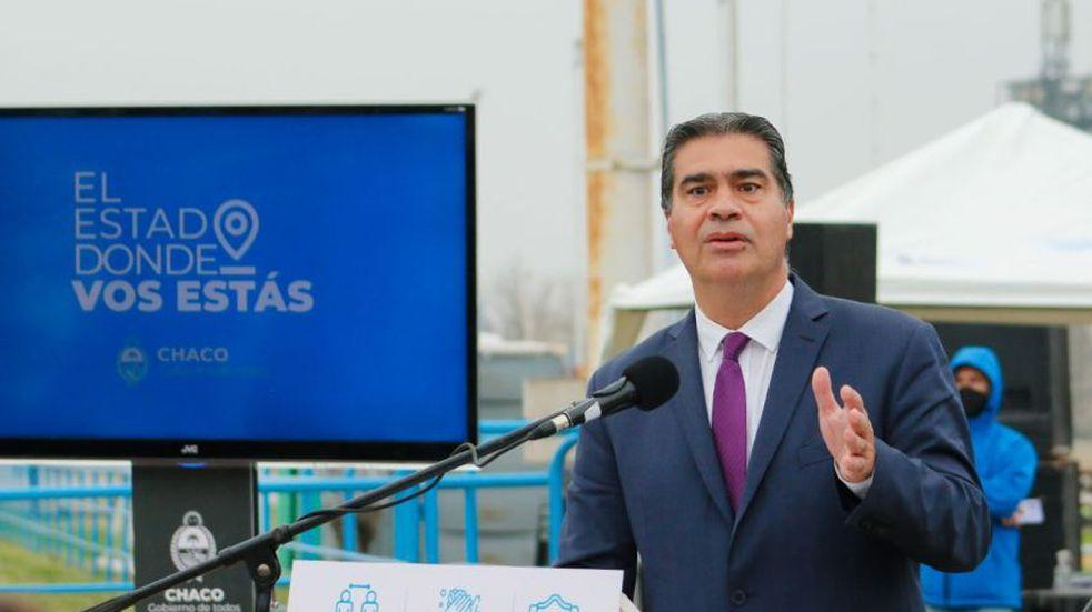 """Capitanich presentó el programa """"Chaco con Todos, el Estado donde vos estás"""""""