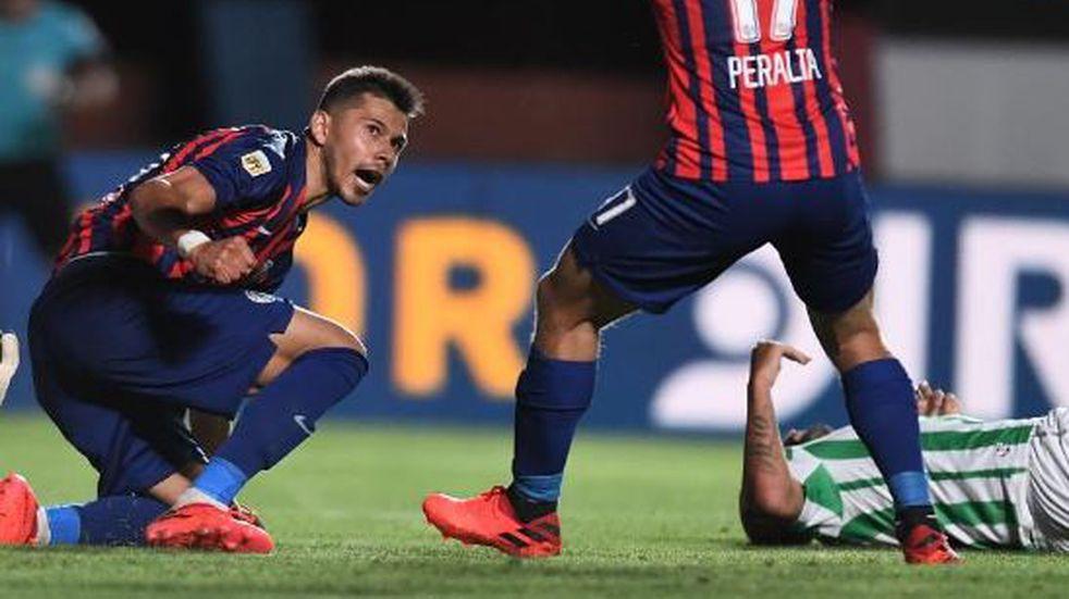 San Lorenzo se metió en la fase repechaje de la Libertadores