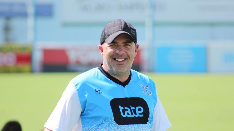 Marcelo Vázquez es el nuevo técnico de Instituto