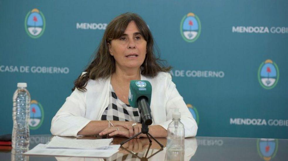 El caso 83 de COVID-19 vino desde Chile en taxi a Mendoza