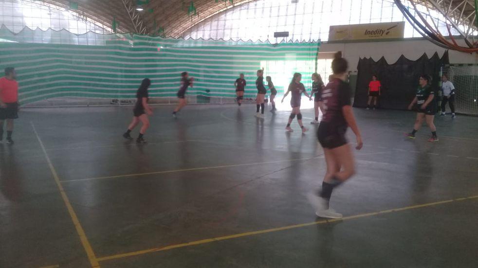 Los equipos de handball del Cultural jugaron la segunda fecha de la Liga Provincial