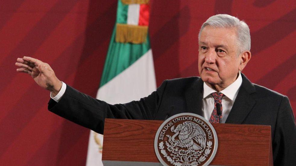 López Obrador se vacunará la próxima semana contra el coronavirus