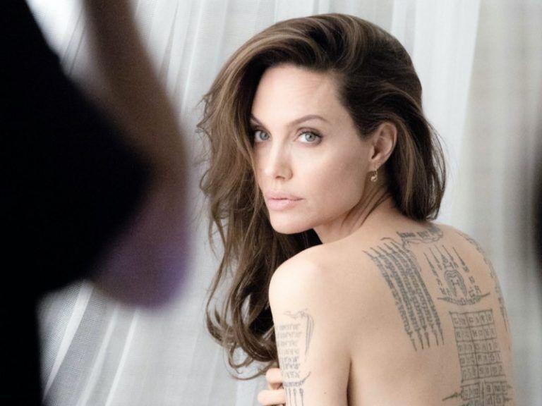 Angelina Jolie es geminiana.