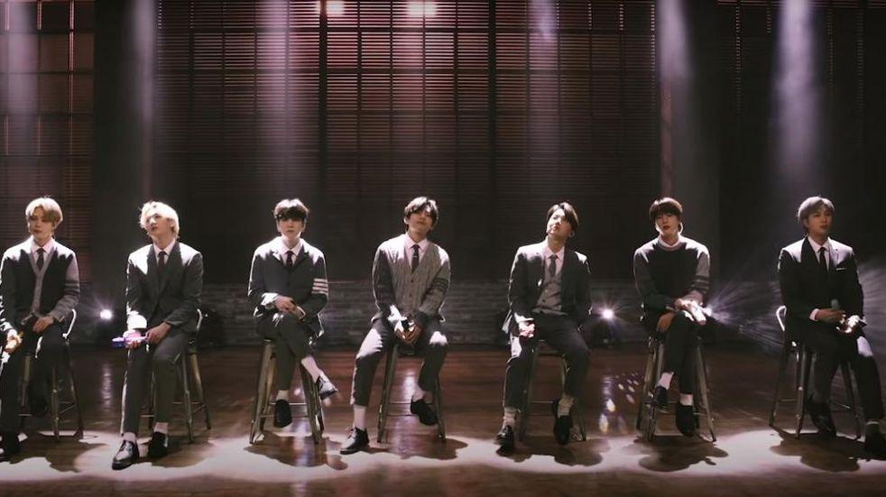 El grupo BTS es la nueva imagen de la marca Louis Vuitton