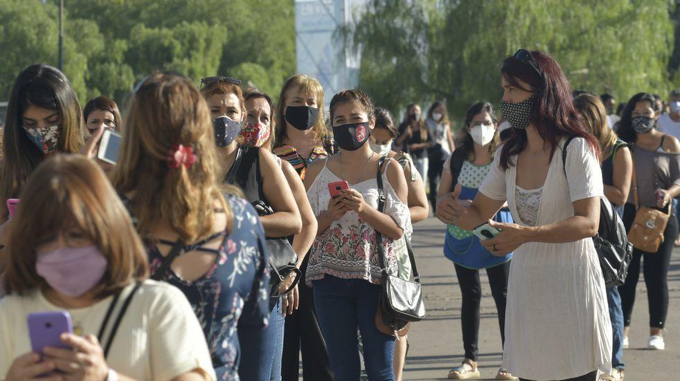 Coronavirus en Mendoza: 97 pacientes recibieron el alta frente a 66 contagios nuevos