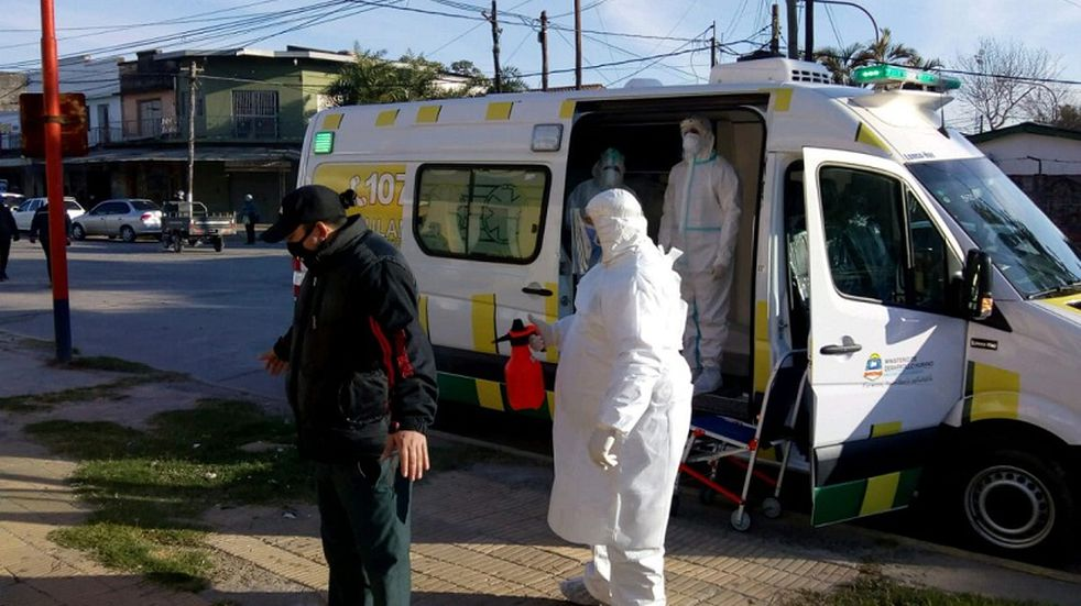 Gollán afirmó que gran cantidad de pacientes de La Plata tienen la cepa de Manaos