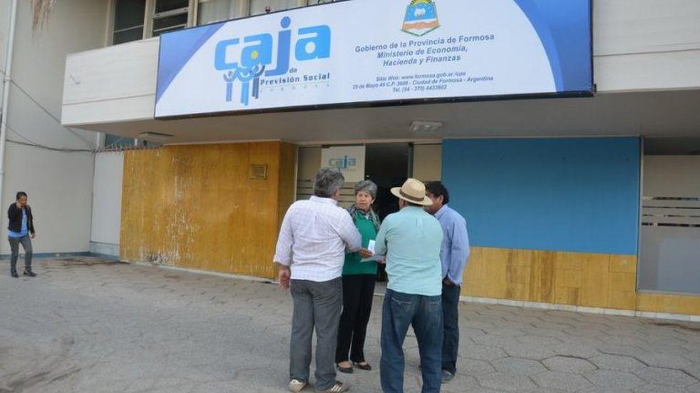 Nación financiará los déficits de las cajas provinciales entre ellas Formosa