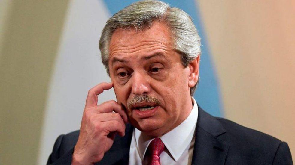 """""""Fue un error involuntario"""", dijo Alberto Fernández sobre el retuit de una crítica a Jonatan Viale"""