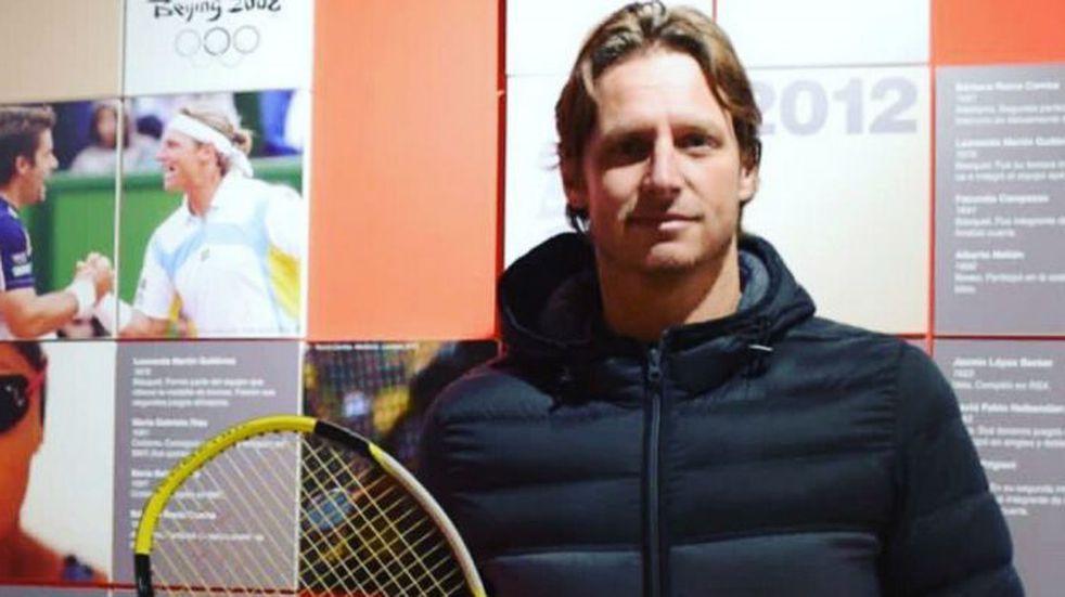 ¡Qué Masters!: la raqueta del Rey David estará en el Museo del Deporte
