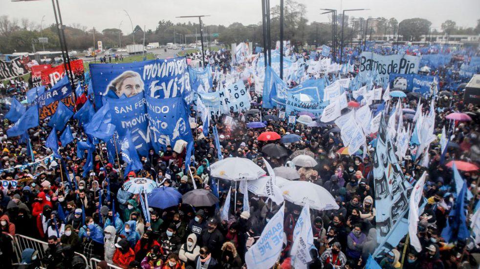 Renuncias en el Gobierno: esta tarde habrá una movilización para apoyar a Alberto Fernández