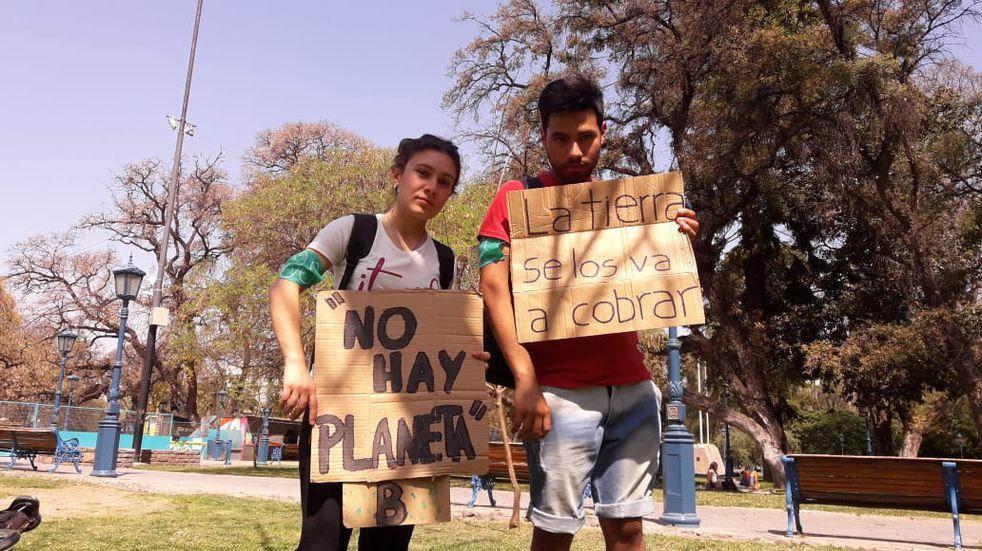 Ambientalismo: la página de Instagram de dos jóvenes mendocinos que busca concientizar sobre prácticas ecológicas