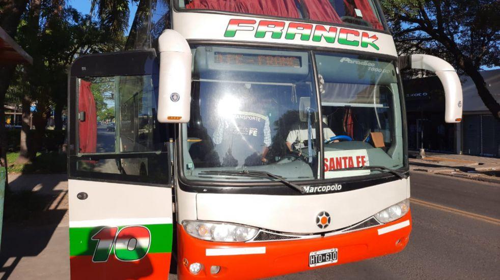 Autorizan aumento de hasta 30% en el transporte interurbano de Santa Fe