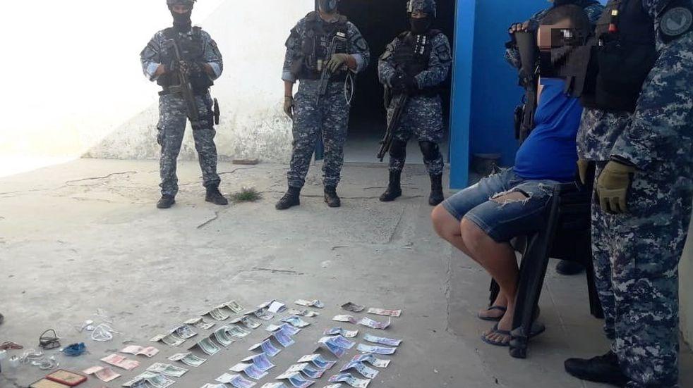 Peligroso delincuente tunesino que entró por el Mangal fue detenido por la policía
