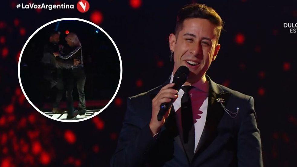 La Voz Argentina: Emanuel, el Gardel mendocino que hizo bailar tango a Lali Espósito y Ricky Montaner