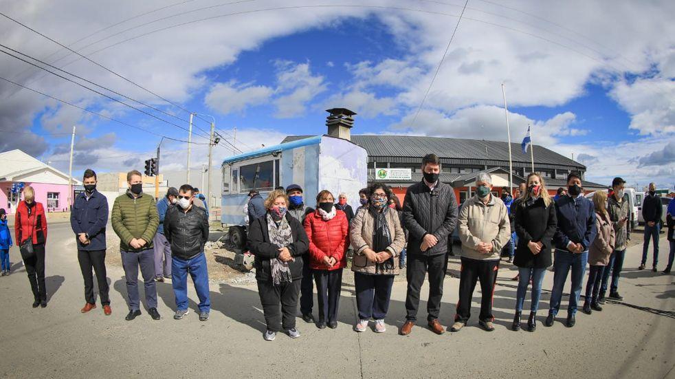 El Barrio Austral festejó sus 35 años